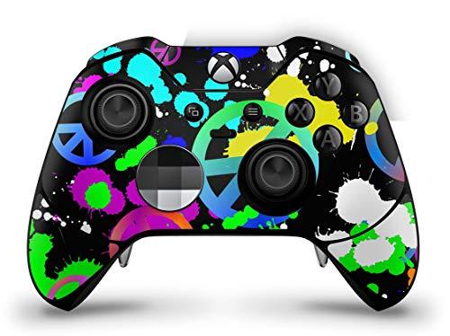 Skins4u Aufkleber Design Schutzfolie Skin kompatibel mit Xbox One Elite Controller Unity