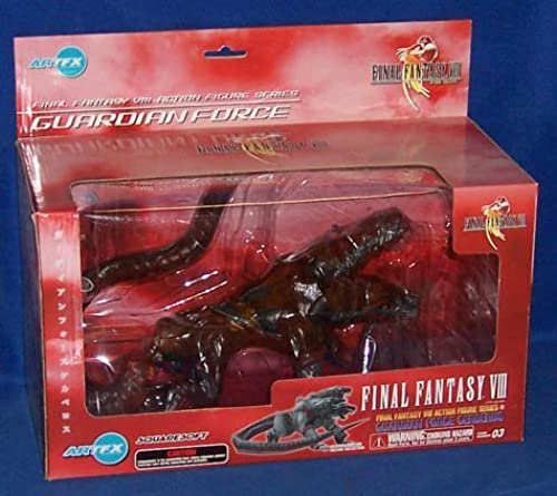 Final Fantasy VIII Guardian Force Cerberus Translucent Version by Final Fantasy