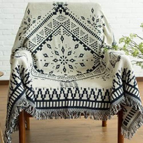 BASA Tuin meubelhoes, bank kussensloop doek antislip eenvoudige stofdichte bescherming bank 90*90cm