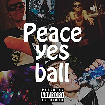 Peace Yes Ball