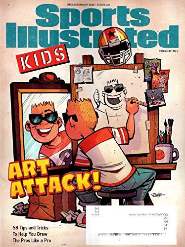 Sports Illustrated KIDS Magazine (January February, 2020)