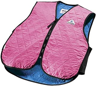 HyperKewl Evaporative Cooling Sport Vest, Pink, X-Small