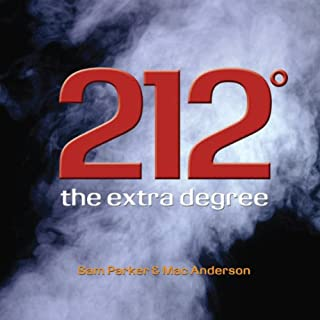 212 The Extra Degree audiobook cover art