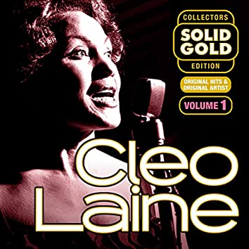 Solid Gold Cleo Laine, Vol. 1