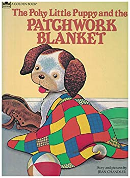 Hardcover Poky Little Puppy and the Patchwork Blanket Book