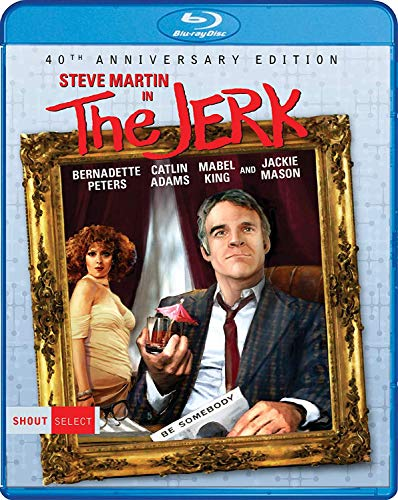 The Jerk (40th Anniversary Edition) [Blu-ray]