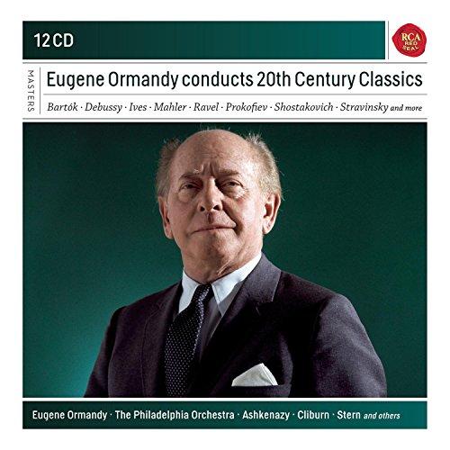 Eugene Ormandy Conducts 20th Century Classics