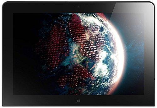 2017 Newest Lenovo Tablet TP 10.1 Inch IPS Full HD High Performance Laptop PC, Intel Atom x7 Z8750, 4GB Memory, 64GB SSD, Bluetooth 4.0, USB 3.0, HDMI, Windows 10 Professional