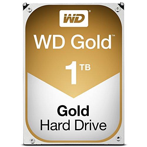 WD Gold HDD 1 TB SATA 128 MB 3.5 Inch, WD1005FBYZ