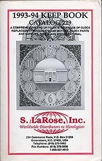 1993-94 Keep Book Catalog 229