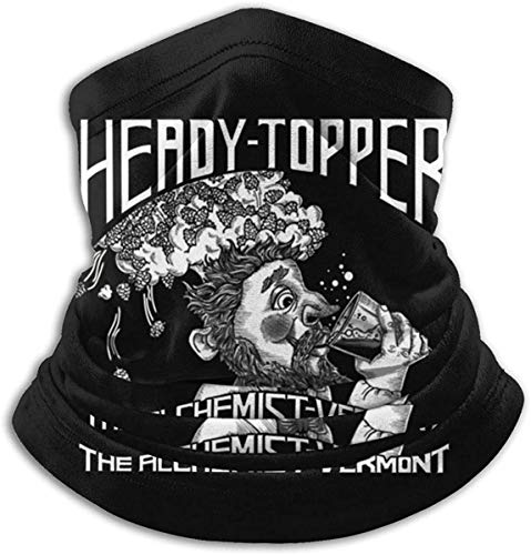 NA The Heady Topper Fashion Warm Ski Microfiber Neck Warmer
