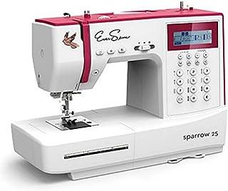 Eversewn - Sparrow 25 -197 Stitch Computerized Sewing Machine Plus Eversewn Bobbins & 6 piece Accessory Foot Kit