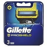 Gillette ProShield Hojas de Afeitar para Máquina de Afeitar para Hombre, con 5...