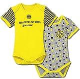 Borussia Dortmund BVB Babybody (2ER-Set) ich schrei für Dich, Borussia (86)