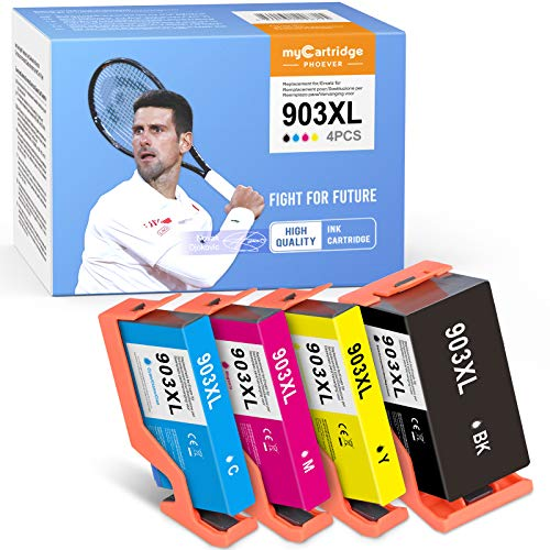myCartridge PHOEVER 903XL Cartuchos de Tinta Compatible...