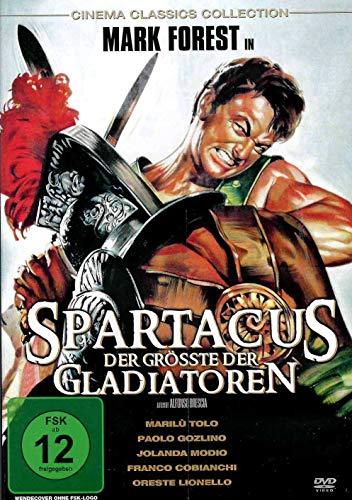 Spartacus - Der größte der Gladiatoren - Mark Forest