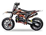 Motorbimbo Nitro Motors Minicross Gepard Deluxe Tuning Arancio