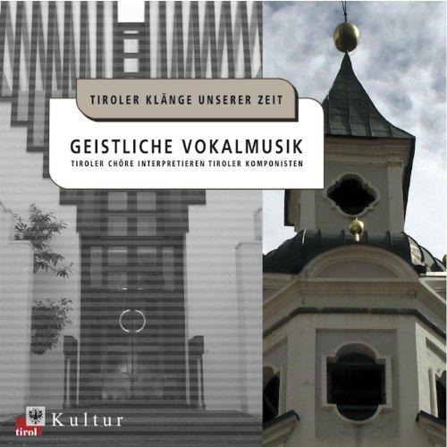 Amraser Messe für gemischten Chor und Bläser - Sanctus