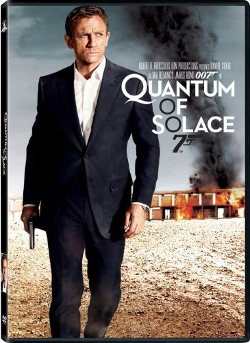 Quantum of Solace by Daniel Craig