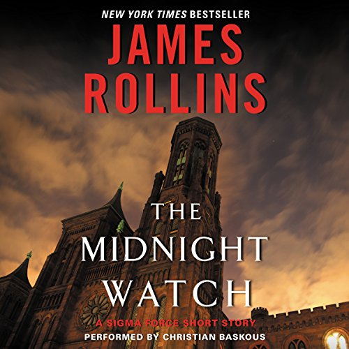 The Midnight Watch audiobook cover art