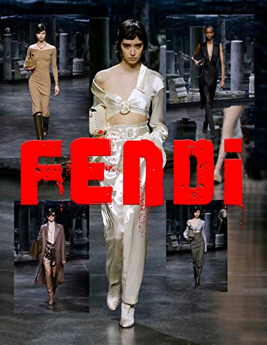 Fendi (Fashion Books Book 34) (English Edition)