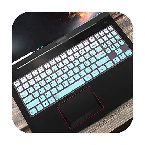 TOIT - Funda protectora de silicona para teclado de 15 pulgadas para Lenovo Legion Y740 Y730 Y720 Y520 Y530 R720 R730 R720-15Ikbn fademint