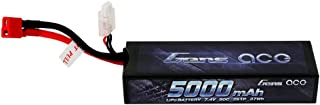 gens ace 2s 5000mah 50c charge rate