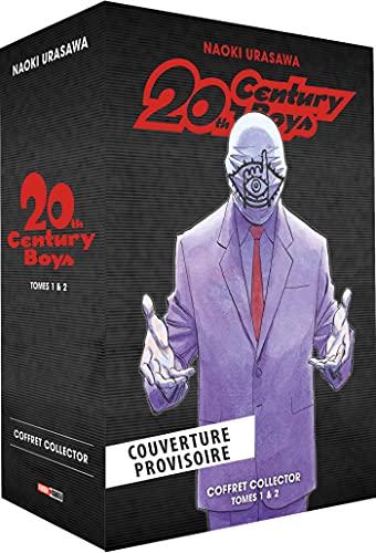 Coffret 20th Century Boys Perfect Edition T01 à T02