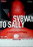 SUBWAY TO SALLY - 2003 - Tourplakat - Engelskrieger -