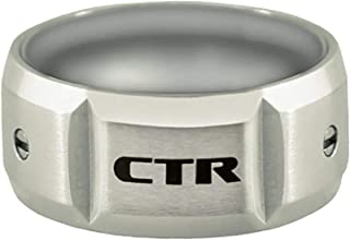 J170 LDS Men's CTR Ring Torque Stainless Steel Size 8-13 One Moment in Time