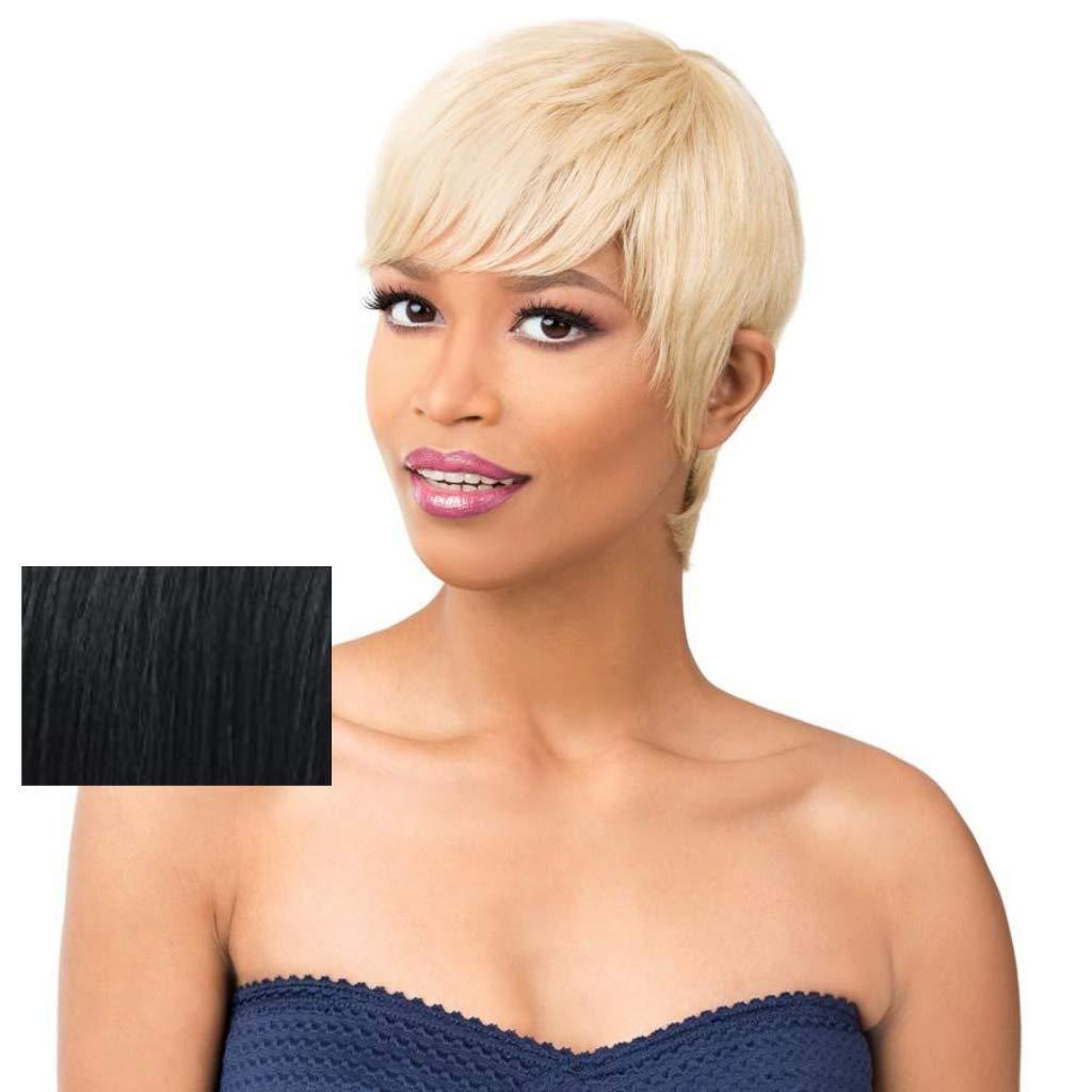 Human Hair 今だけスーパーセール限定 Mon Ami by It's a Average Wig Length: 新作 Cap Sho Size: