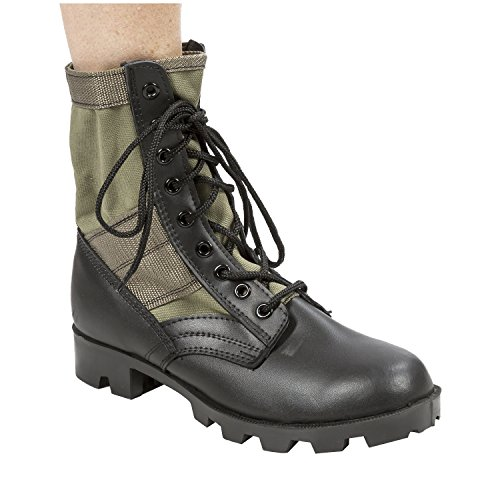 Stansport 1498-10W-STA 1498-10W Jungle Boots