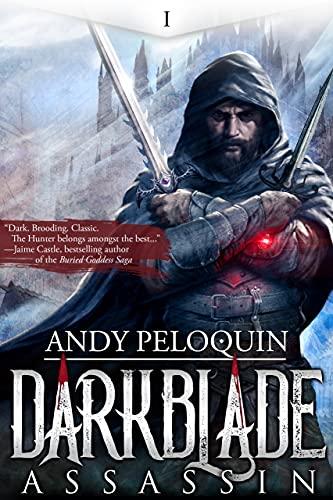 Assassin: A Dark Epic Fantasy Novel (Darkblade Book 1) (English Edition)