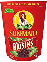 Sun Maid Natural California Raisins, 32 Oz