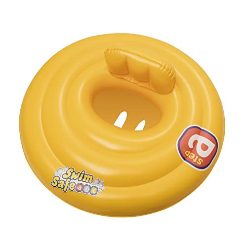 Bestway Baby Swim Safe Seat (Step A) Learn to Swim Round Inflatable bb38f9ce09