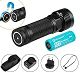 Olight R50 Pro Seeker - Lampe Torche LED Rechargeable Puissante 3200 Lumens CREE...