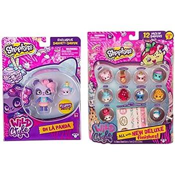 Shopkins Wild Style Season 9 Shoppet Oh La Pa | Shopkin.Toys - Image 1