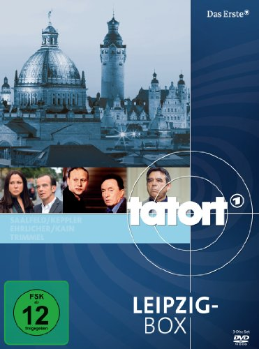 Tatort: Leipzig-Box [3 DVDs]