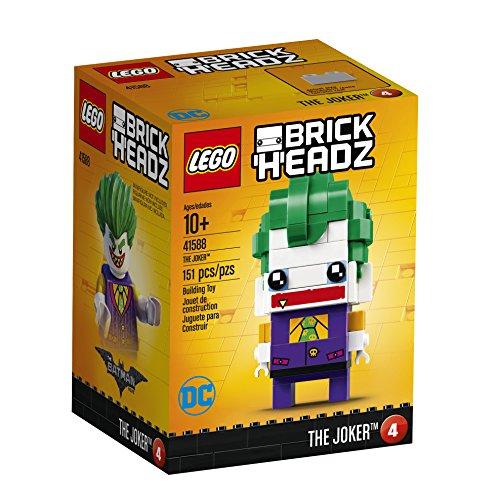 LEGO BrickHeadz The Joker 41588 Building Kit