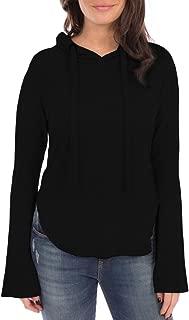 Best bell sleeve cropped hoodie Reviews