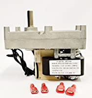 New Best Value - Universal Replacement Pellet Stove Auger Motor - 1 RPM Clockwise! by epic ESES Stove