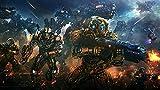 LIANXI Puzzle 1000 Piezas Adultos-XXL(75 * 50Cm), Transformers 4: Renacimiento De La Extinción, Rompecabezas De Cartón, Puzzle Educational Game Juguete para Aliviar Estrés Juego Intelectual