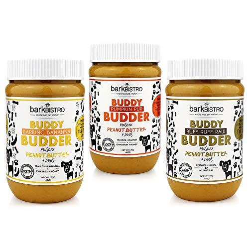 BUDDY BUDDER Bark Bistro Company, Barkin