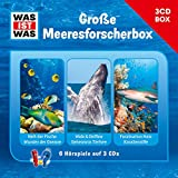 Was Ist Was 3-CD Hörspielbox Vol.5-Meeresbox