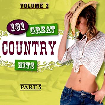 101 Great Country Line Dance Hits, Part 5