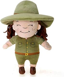 Wildlife Tree 11 Inch Stuffed Park Ranger Girl Plush Animal North American Forest Collection