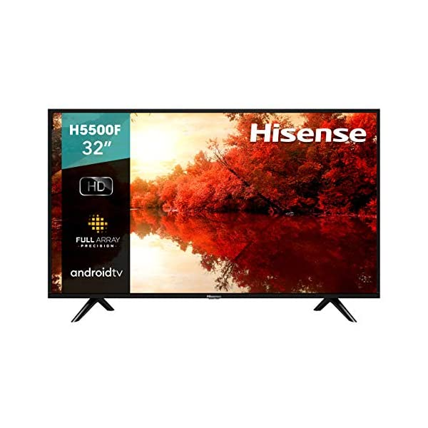 Hisense Android Smart TV with Voice Remote