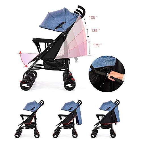 Read About Miaosilandian Twin StrollerMultifunctional Twin Baby Pram with Stroller Baby Pushchair Tr...