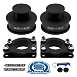 Supreme Suspensions - Full Lift Kit for 2007-2012 Dodge Nitro 2.5' Front Strut Spacers + 1.5' Rear Spring Spacers High-Strength Carbon Steel Lift Kit 2WD 4WD PRO KIT