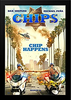 Best chips movie poster Reviews